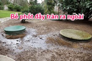 Hút bể phốt tại Thanh Xuân giá rẻ – Bình An mở chi nhánh