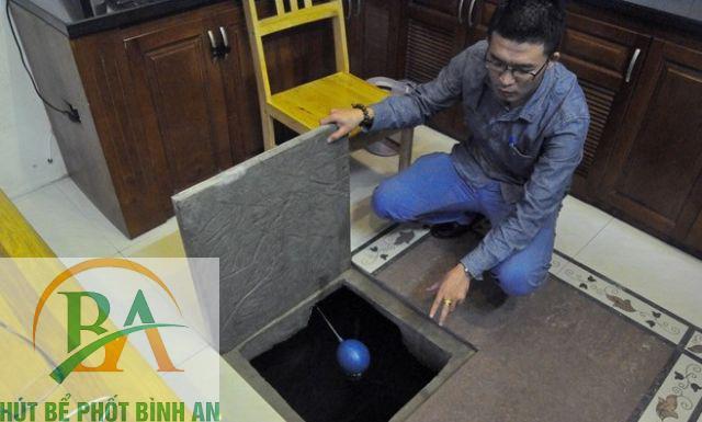 bể nước ngầm nên xây dựng trong nha hay ngoài nhà