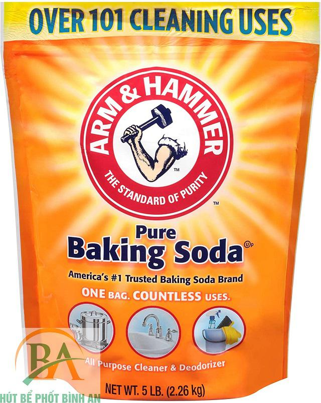 Bột thông tắc cống Baking Soda Arm & Hammer