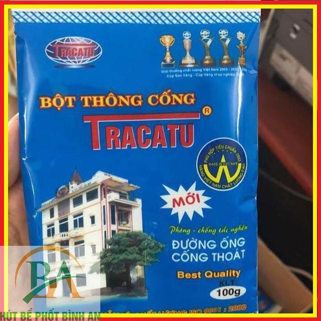 Bột Tracatu Việt Nam