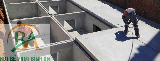 các lưu ý để xây bể nước ngầm đúng tiêu chuẩn