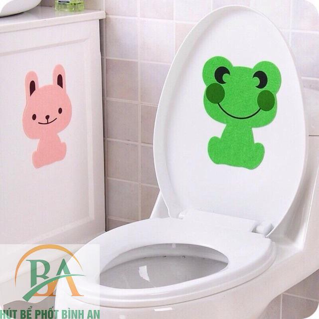 Miếng dán hút mùi nhà vệ sinh