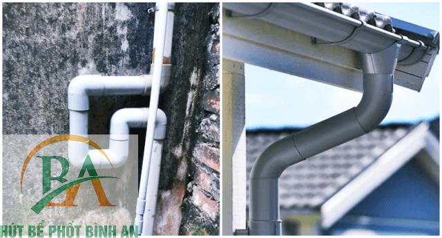 thay đường ống dẫn nước mới