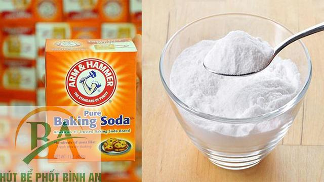 vì sao bot baking soda có thể khử mùi