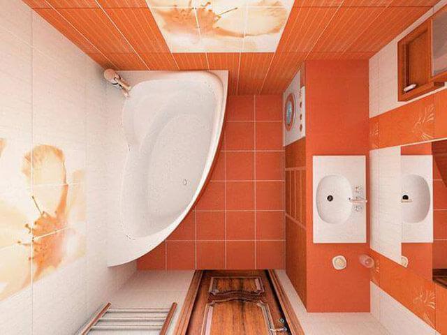 Một số cách bố trí nhà vệ sinh 2m2 đệp mắt
