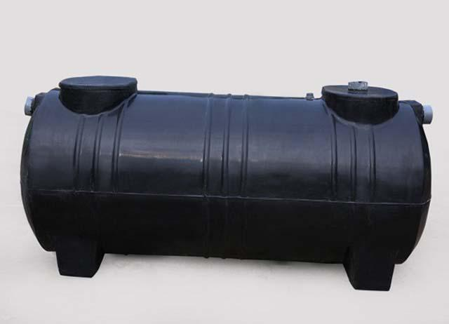 Bể phốt 2 ngăn bằng nhựa