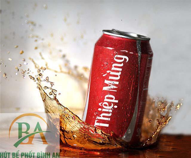 Công dụng của coca cola